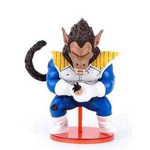 Dragon Ball Z Actions Figures Vegeta Figure Statues Figurine Model Doll Collection Birthday Gifts PVC 5.5 Inch DBZ Super Saiyan (Great ape Vegeta A) | My Hero Booth
