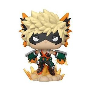 Funko My Hero Academia Katsuki Bakugo Summer Convention Shared Exclusive POP! Vinyl : My Hero Booth