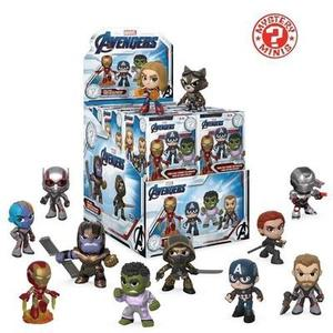 Funko Mystery Minis: Avengers Endgame -Action Figure | My Hero Booth
