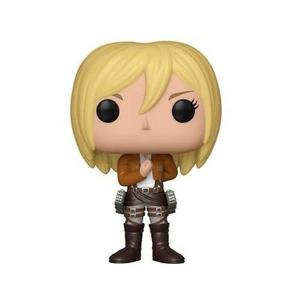 Funko pop!! Animation: Attack on Titan - Christa Toy -Action Figure : My Hero Booth