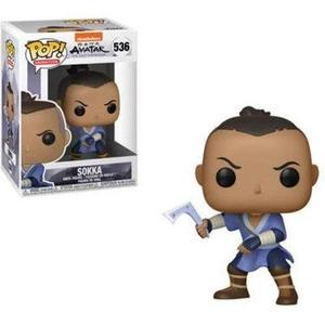 Funko Pop! Animation: Avatar - Sokka Toy, Multicolor | My Hero Booth