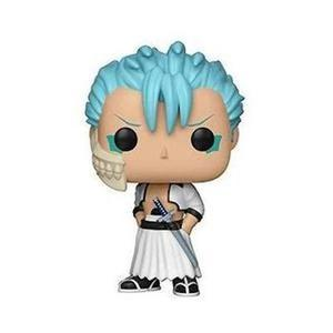 Funko Pop Animation: Bleach - Grimmjow Collectible Figure, Multicolor | My Hero Booth