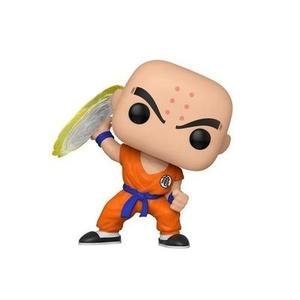 Funko pop!! Animation: Dragonball Z - Krillin with Destructo Disc -Action Figure : My Hero Booth