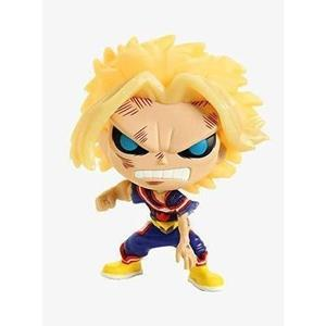 Funko pop!! Animation: My Hero Academia - All Might (Weakened), Glow in The Dark, Exclusive -Action Figure : My Hero Booth