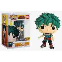 Funko pop!! Animation: My Hero Academia - Deku -Action Figure | My Hero Booth