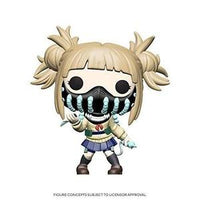 Funko Pop! Animation: My Hero Academia - Himiko Toga with Face Cover, Multicolor, Model:48471 -Action Figure | My Hero Booth