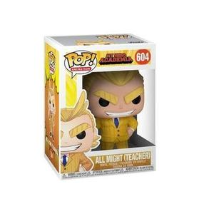Funko pop!! Animation: My Hero Academia - Teacher All Might -Action Figure : My Hero Booth