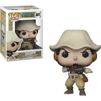 Funko pop! Animation: Usopp One Piece Collectible Figure -Action Figure | My Hero Booth