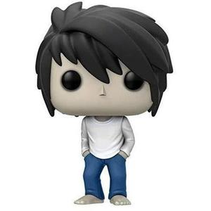 Funko POP Anime Death Note L -Action Figure | My Hero Booth