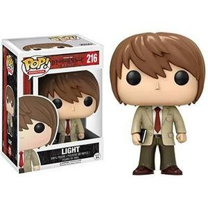Funko POP Anime Death Note Light -Action Figure | My Hero Booth