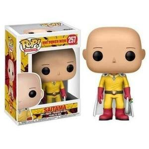 Funko pop! Anime One Punch Man-Saitama Toy -Action Figure | My Hero Booth