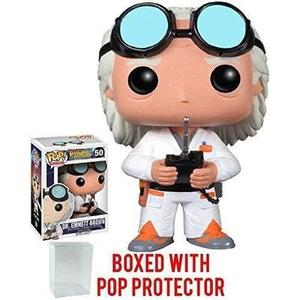 Funko Pop! Back to the Future - Dr. Emmett Brown-My Hero Booth