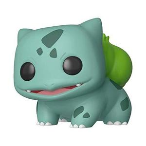 Funko Pop! Games: Pokemon - Bulbasaur,Multicolor | My Hero Booth