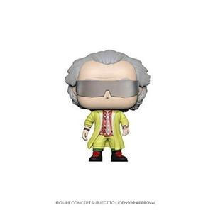 Funko Pop! Movies: Back to The Future - Doc 2015-My Hero Booth