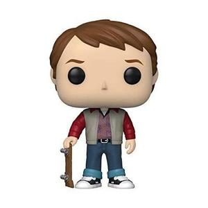 Funko Pop! Movies: Back to The Future - Marty 1955-My Hero Booth