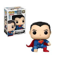 Funko pop!! Movies: DC Justice League - Superman Toy Figure -Action Figure | My Hero Booth