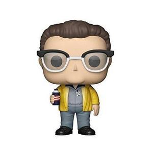 Funko Pop! Movies: Jurassic Park - Dennis Nedry Collectible Figure-My Hero Booth