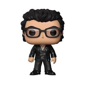 Funko Pop! Movies: Jurassic Park - Dr. Ian Malcolm Collectible Figure-My Hero Booth