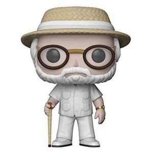Funko Pop! Movies: Jurassic Park - John Hammond Collectible Figure-My Hero Booth