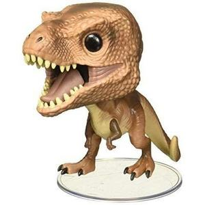 Funko Pop! Movies: Jurassic Park - Tyrannosaurus Collectible Figure-My Hero Booth