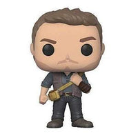 Funko POP! Movies: Jurassic World 2 - Owen : My Hero Booth