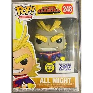 Funko POP! My Hero Academia All Might Glow In The Dark #248 | My Hero Booth