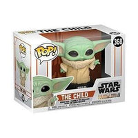 Funko Pop! Star Wars: The Mandalorian - The Child, Multicolor | My Hero Booth