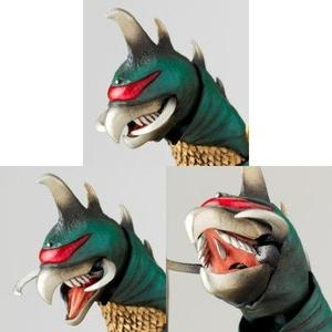 Godzilla Revoltech #023 SciFi Super Poseable Action Figure Gigan | My Hero Booth