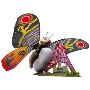 Godzilla Revoltech Action Figure Mothra-My Hero Booth