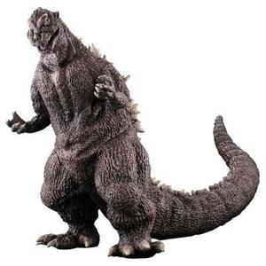 Godzilla Sci-Fi Monster Soft Vinyl Model kit Collection 1954 About 20 cm PVC Unpainted Assembly kit-My Hero Booth