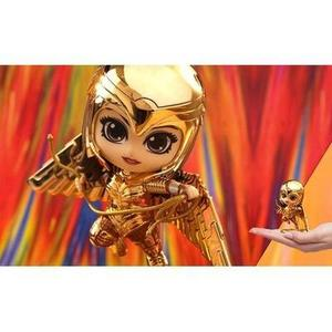 Golden Armor Wonder Woman (Metallic Gold Version)-My Hero Booth