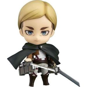 Good Smile Attack On Titan Commander Erwin Smith Nendoroid Action Figure -Action Figure-My Hero Booth