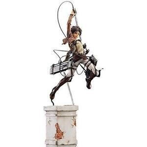 Good Smile Attack on Titan: Eren Yeager PVC Figure (1:8 Scale)-My Hero Booth