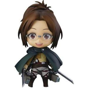Good Smile Attack On Titan: Hange Zoë Nendoroid Action Figure -Action Figure-My Hero Booth