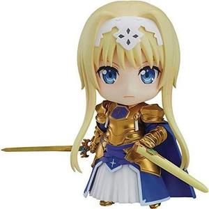 Good Smile Company Sword Art Online: Alicization: Alice Synthesis Thirty Nendoroid Action Figure, Multicolor-My Hero Booth