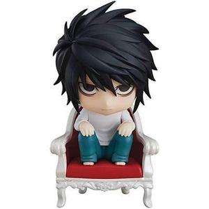 Good Smile Death Note: L (2.0 Version) Nendoroid Action Figure | My Hero Booth