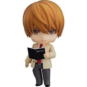 Good Smile Death Note: Light Yagami 2.0 Nendoroid Action Figure, Multicolor | My Hero Booth