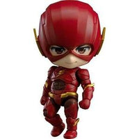 Good Smile Justice League: Flash Nendoroid Action Figure -Action Figure | My Hero Booth