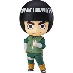 Good Smile Naruto Shippuden: Rock Lee Nendoroid Action Figure, Multicolor-My Hero Booth