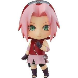 Good Smile Naruto Shippuden: Sakura Haruno Nendoroid Action Figure -Action Figure-My Hero Booth