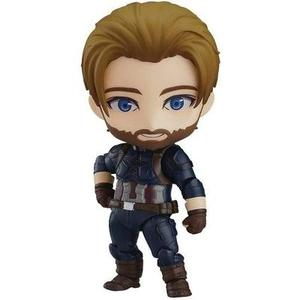 Good Smile Nendoroid Captain America: Infinity Edition DX Ver -Action Figure-My Hero Booth