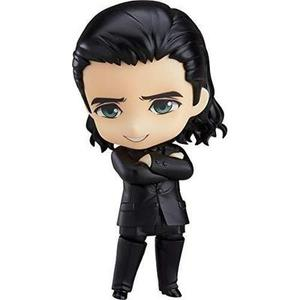 Good Smile Nendoroid Loki: DX Ver -Action Figure-My Hero Booth