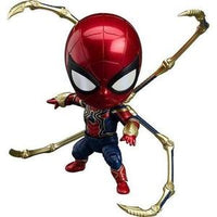 Good Smile Spider-Man Iron Spider Infinity Edition Avengers Infinity WAR Spiderman Nendoroid Action Figure -Action Figure : My Hero Booth