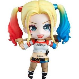 Good Smile Suicide Squad Harley Quinn Nendoroid Action Figure -Action Figure-My Hero Booth