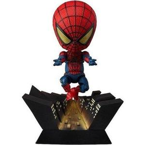 Good Smile The Amazing Spider-Man: Spider-Man Hero's Edition Nendoroid Action Figure -Action Figure-My Hero Booth
