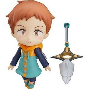 Good Smile The Seven Deadly Sins: Revival of The Commandments: King Nendoroid Action Figure : My Hero Booth