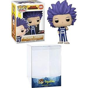 Hitoshi Shinso in Onesie (GameStop Exc): Funk o Pop! Animation Vinyl Figure : My Hero Booth