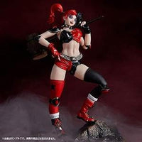 Kaiyodo Amazing Yamaguchi No. 15: Harley Quinn Action Figure -Action Figure | My Hero Booth