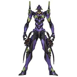 Kaiyodo Revoltech: Evangelion Evolution EVA-01 Natayanagi Action Figure-My Hero Booth