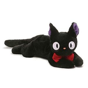 Kiki's Delivery Service Jiji Stuffed Animal Plush Beanbag, 15